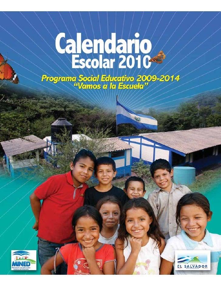 Calendario 2010 Final Slide 2