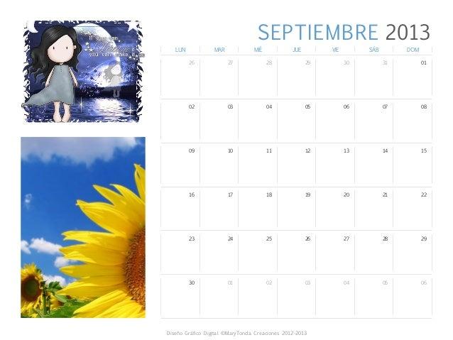 Calendario 2013 mes por hoja festivos tenerife - Festivos tenerife ...