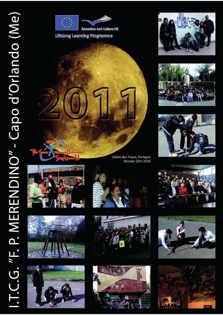 COMENIUS - Calendrier 2011