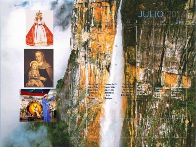 Calendario de fiestas tradicionales venezolanas 1