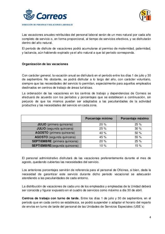 Calendario Laboral Tenerife 2019.Calendario Laboral Correos 2019