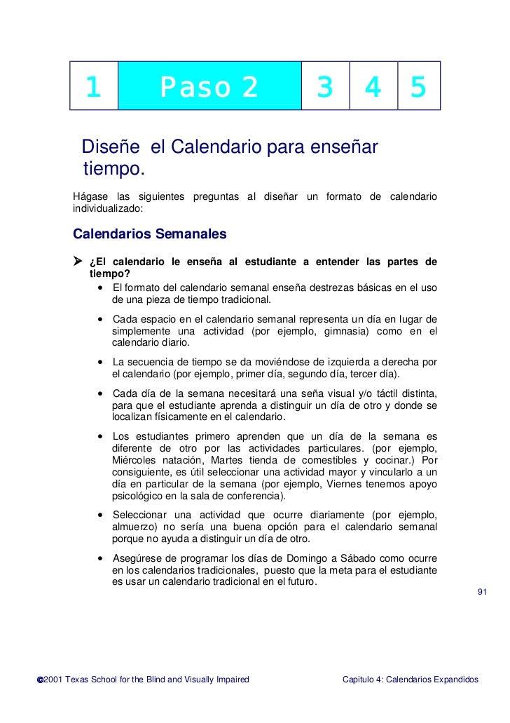 Calendario Diario.Calendarios Calendario Diario 3º Calendarios Expandidos
