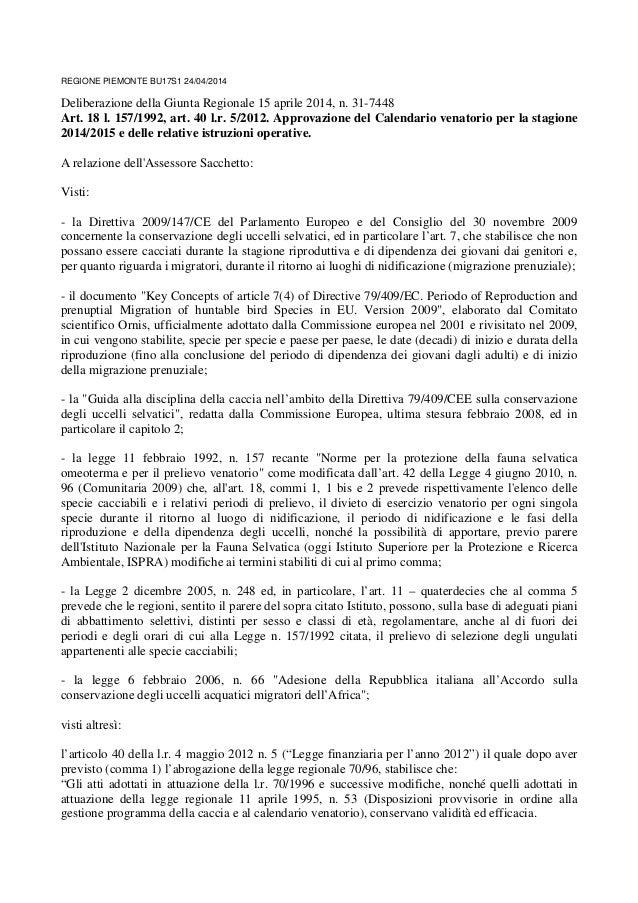 Calendario Venatorio Piemonte 2020.Calendario Venatorio Piemonte Ikbenalles