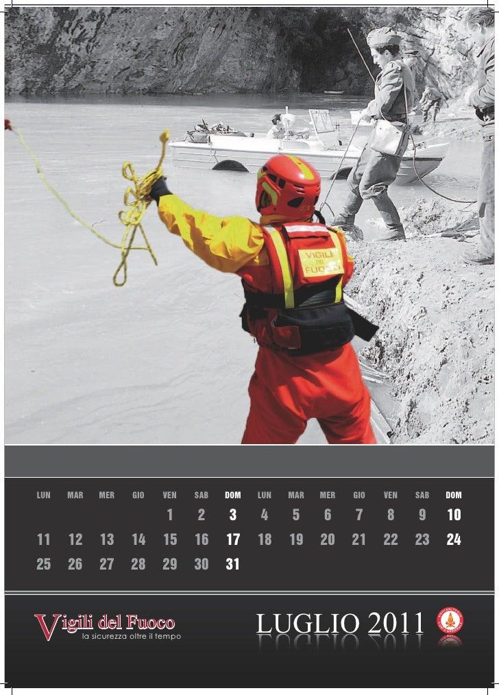 Calendario Vvf.Calendario Vvf 2011 Vigilidelfuocoitalia Com
