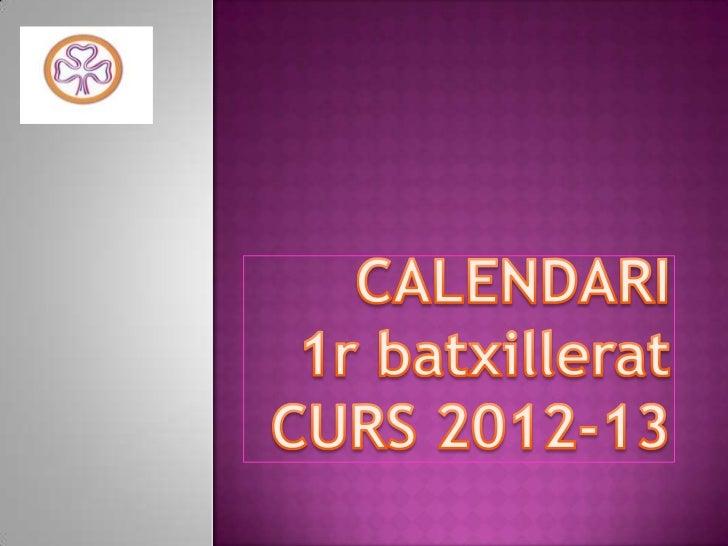 SETEMBRE 2012 Diumenge 16: PORTES OBERTES     12h. Eucaristia     13h. Visita a l'escola Dilluns 17: FOTOGRAFIA DE GRU...