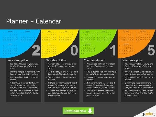 3. Planner + Calendar ...