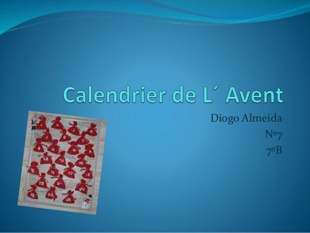 Diogo Almeida  Nº7  7ºB