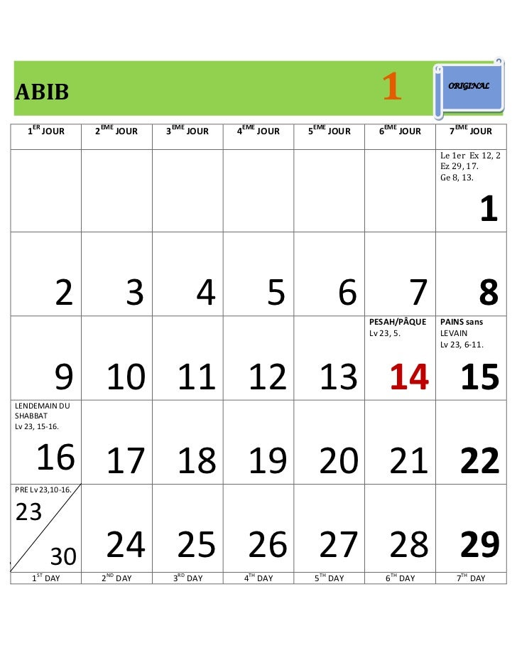 ABIB                                                                 1           O ORIGINAL   1ER JOUR        2EME JOUR   ...