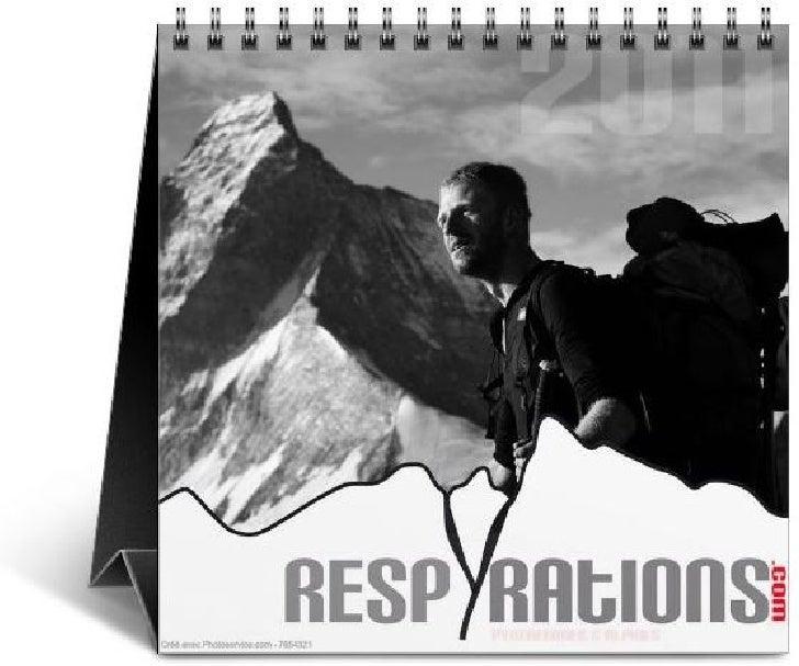 Calendrier resPYRations 2011