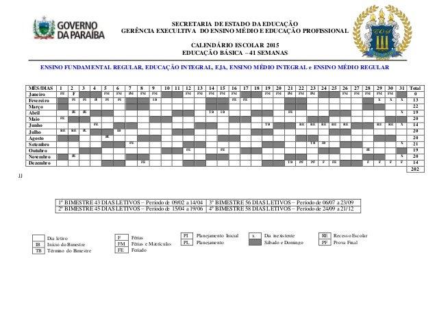 MÊS/DIAS 1 2 3 4 5 6 7 8 9 10 11 12 13 14 15 16 17 18 19 20 21 22 23 24 25 26 27 28 29 30 31 Total Janeiro FE F FM FM FM F...
