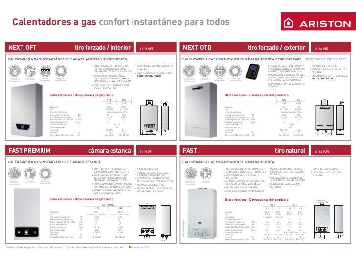 Calentadores a gas instantaneos - Calentadores a gas ...
