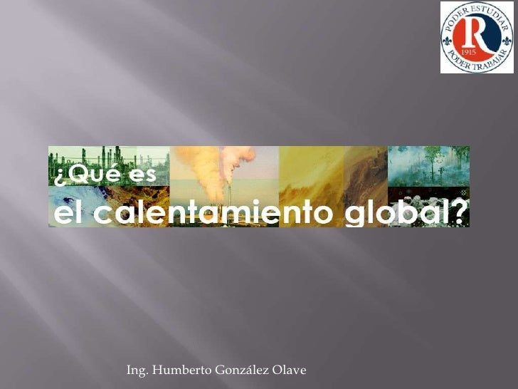 Ing. Humberto González Olave<br />