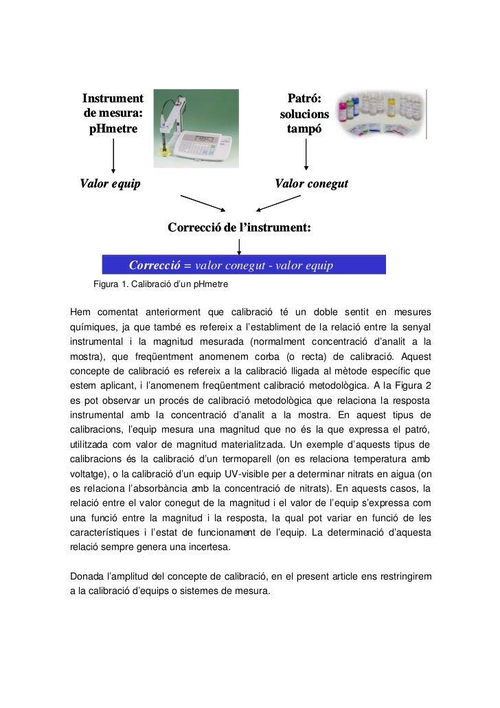 Instrument                                     Patró:   de mesura:                                    solucions    pHmetre...