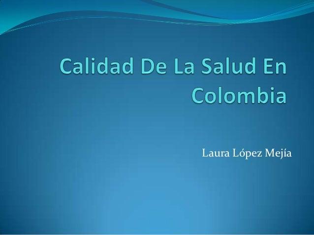 Laura López Mejía