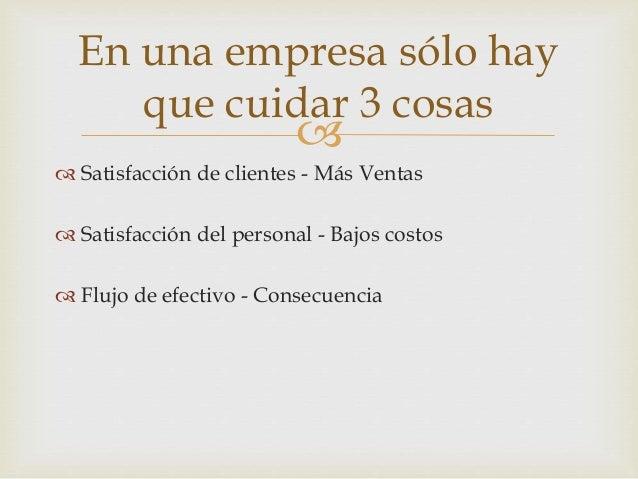 Calidad de  servicio a cliente joo Slide 3