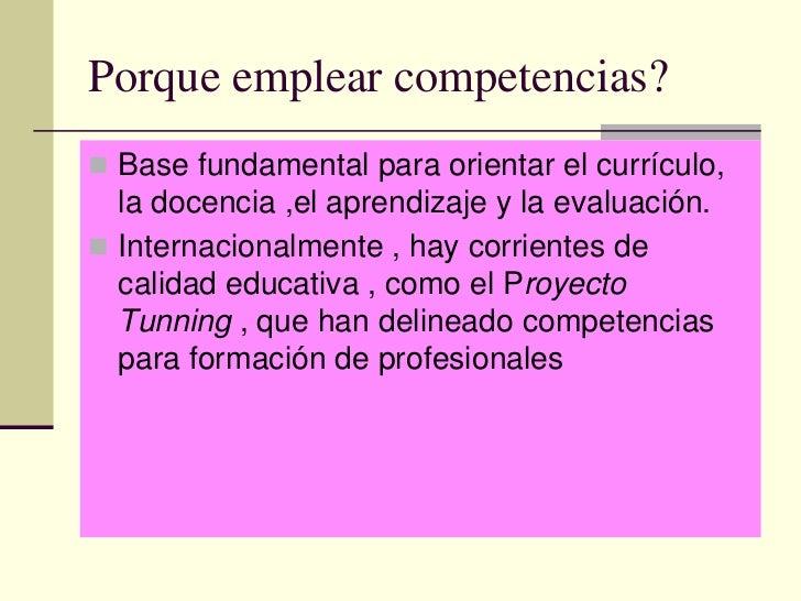 Calidad educativa y el enfoque por competencias Sergio Tobon Slide 2