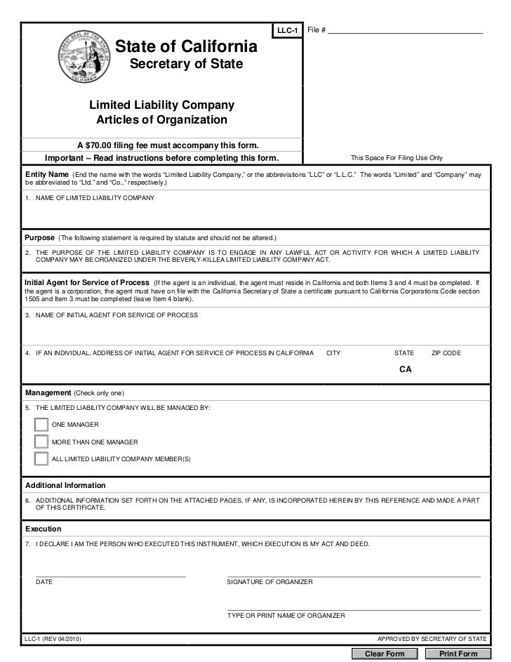 Form Llc 12r California Tekil Lessecretsdeparis Co