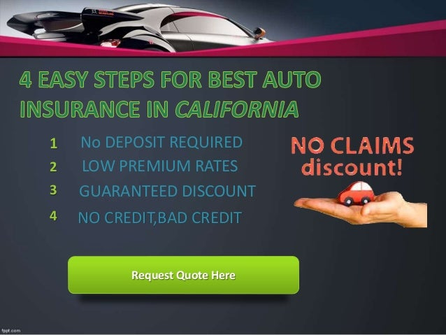 California Cheap Car Insurance Quote With Full Coverage