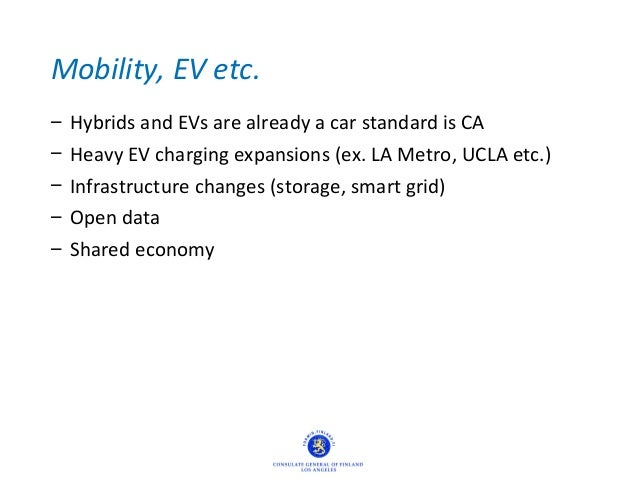 California Cleantech Opportunities Aki Luukkainen