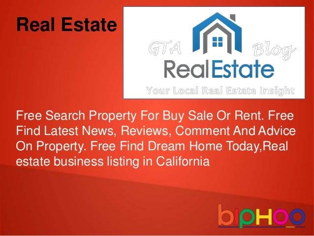 7 real estate free