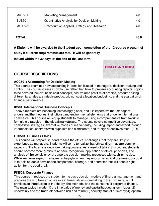 acc501 accounting for decision making slp Slp introduction to financial accounting acc501: accounting for decision making module 1 trident university international slp accounting for decision and.