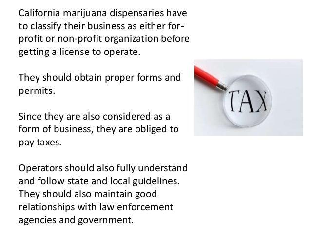 Marijuana School - California Marijuana Dispensaries