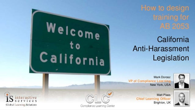 California's Antiharassment Legislation Webinar April 2015. Porcelain Or Ceramic Tile For Bathroom. Physical Therapy Study Abroad. New York To Florida Movers Airman In The Navy. New York Charter Center Allied Health Degrees. Denial Of Service Attack Detection Techniques. First National Bank Of Omaha American Express. Free Debt Management Program. Accounting Software Free Trial