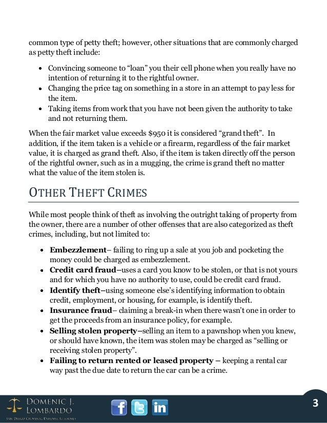 an understanding of crimes This guide, published by africa check in cooperation with the institute for security studies, explains what a reader needs to know to understand crime statistics and.