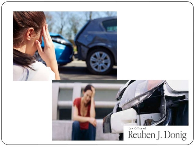 If you would like to speak with Mr. Donig about a car accident claim involving an uninsured motorist, please call (650) 63...
