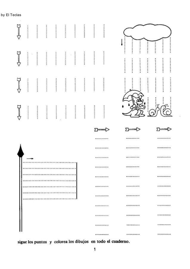 Caligrafia cuaderno rubio