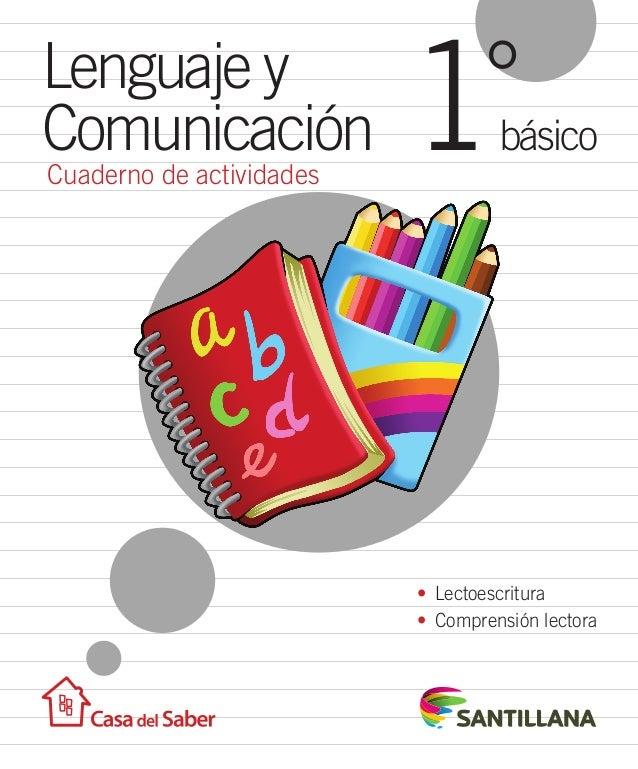 Lenguaje y comunicacion preescolar pdf