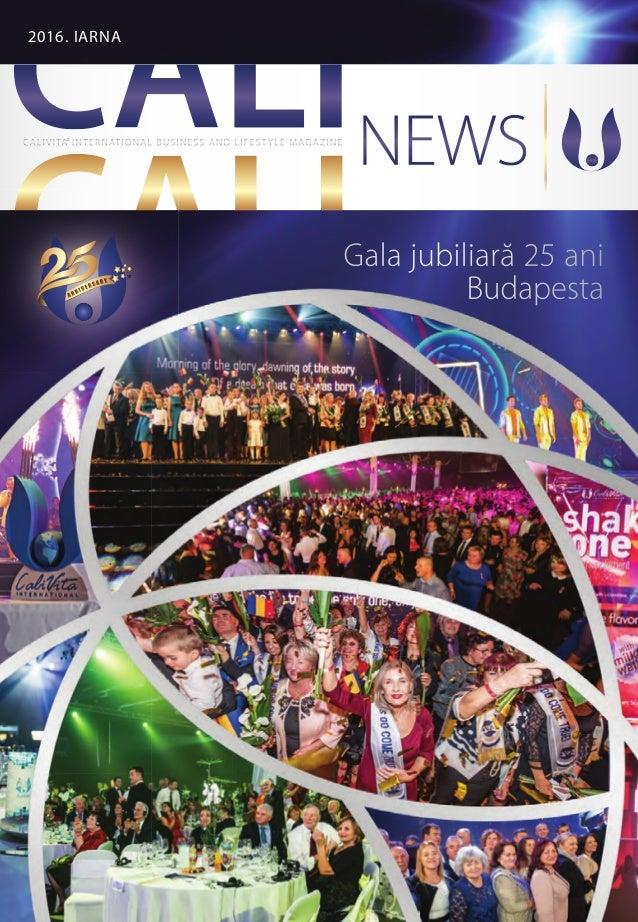 2016. IARNA Gala jubiliară 25 ani Budapesta