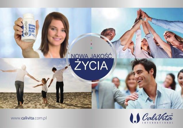 ŻYCIA NOWA JAKOŚĆ www.calivita.com.pl