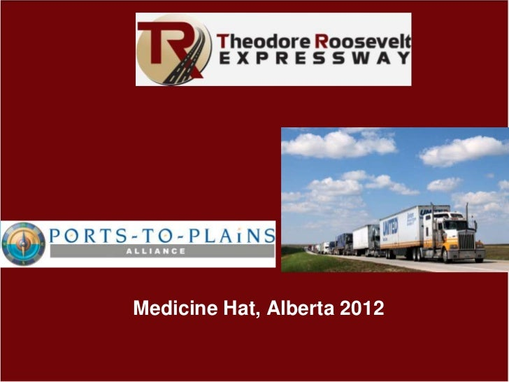 Medicine Hat, Alberta 2012