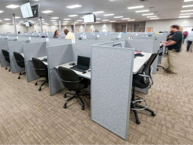 Call Center Layouts by Interior Concepts Slide 2