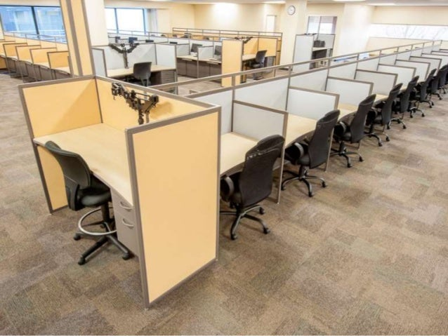 Call Center Layouts by Interior Concepts Slide 3