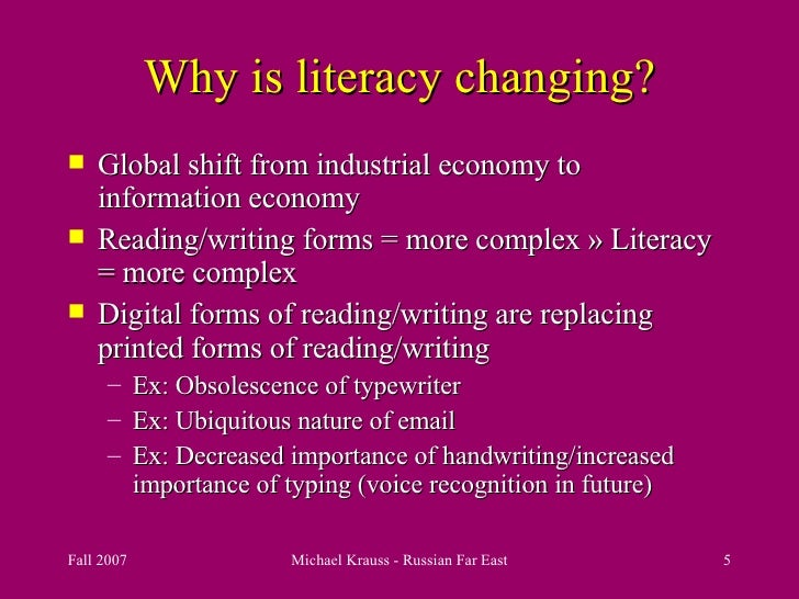 literacy economic development essay The united states national forum on information literacy defines information  literacy as  the  the resulting prague declaration described information  literacy as a key to social, cultural, and economic development of nations and.