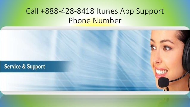 Itunes telephone support