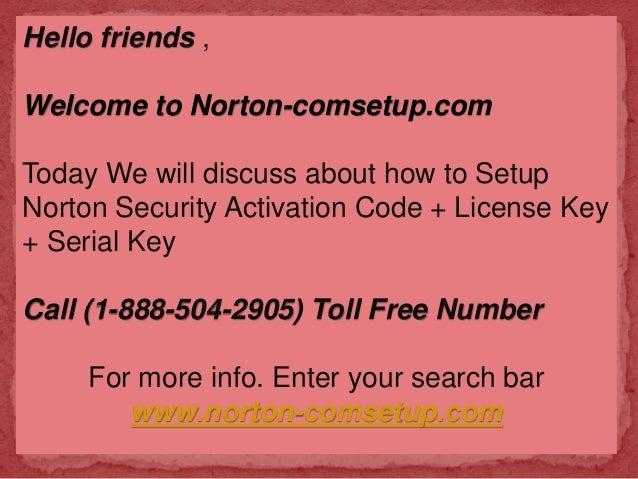 norton license key free