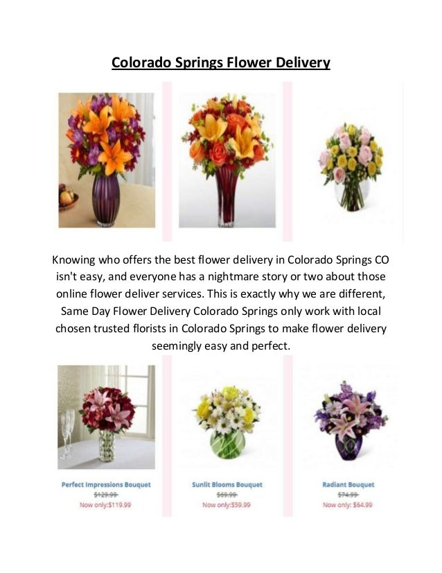 Call 719 602 6128 Same Day Flower Delivery Colorado Springs Co