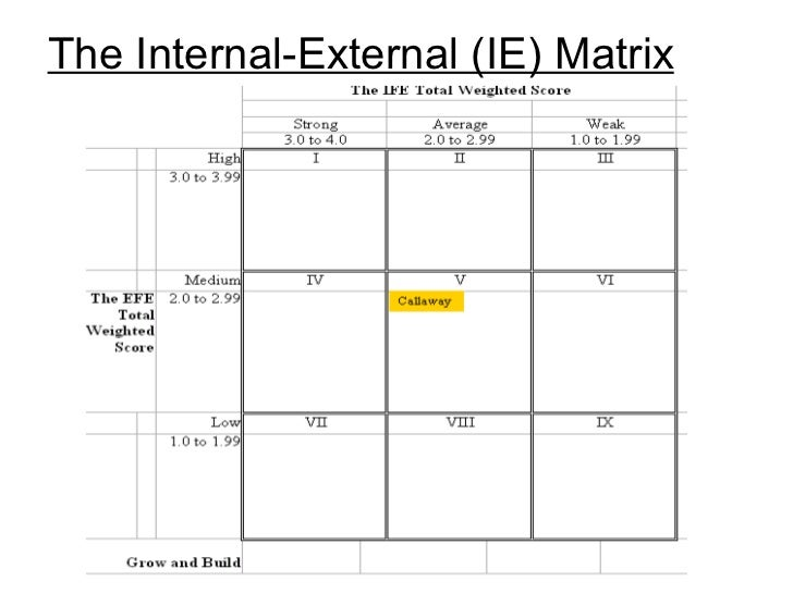ife matrix for adidas Free essays from bartleby | university of phoenix material historical context matrix as you learn about health care delivery in the united states, it is.