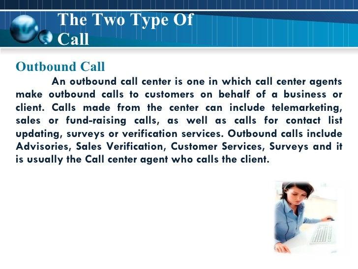 Call center Slide 3