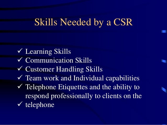 call center communication skills