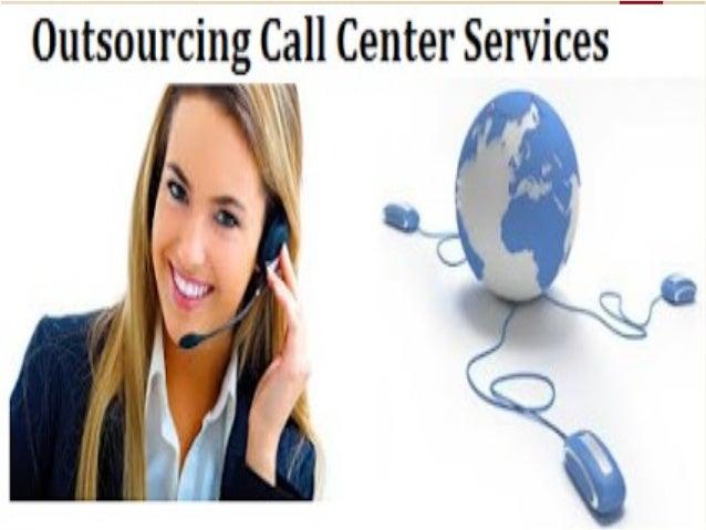 Outsourced Call Center Services : Call center outsourcing