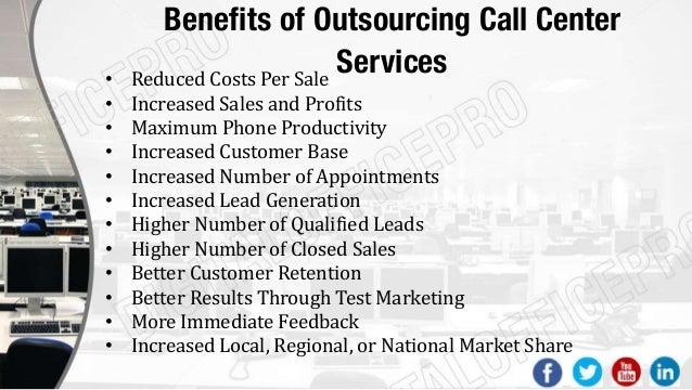 Outsourced Call Center Services : Call centers outsourcing facts callcentersindia