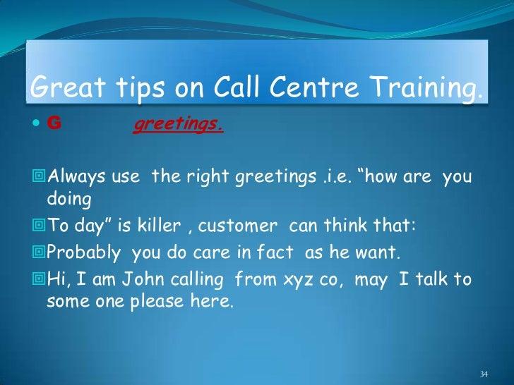 call center business proposal ppt