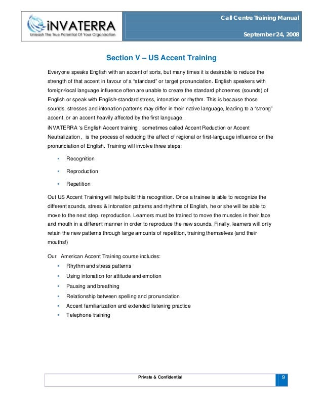 call centre training manual The four basic stages of a sales call upload your training content and files to our training programs with the courses provided by the call center school.