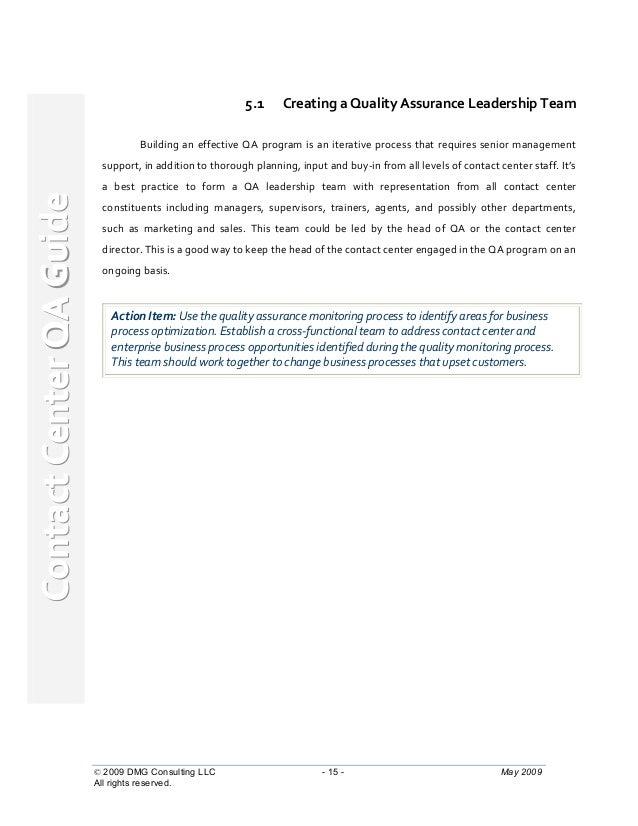 Callcopy qa-guide