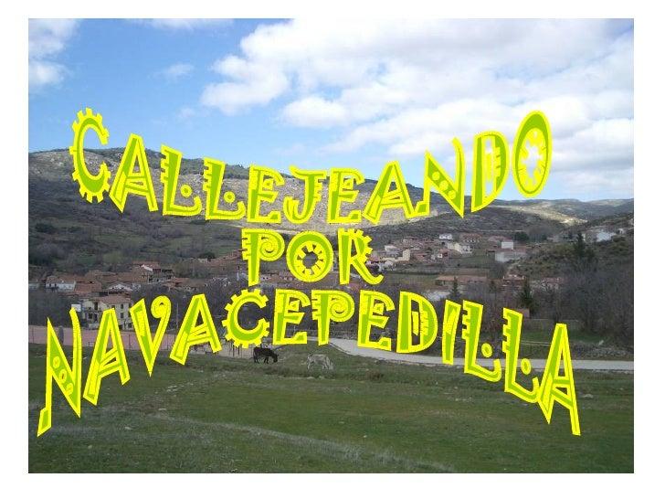 CalleCalvario