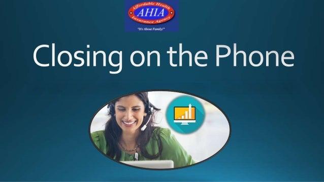 Call flow(scripting)call center training sales  Slide 1